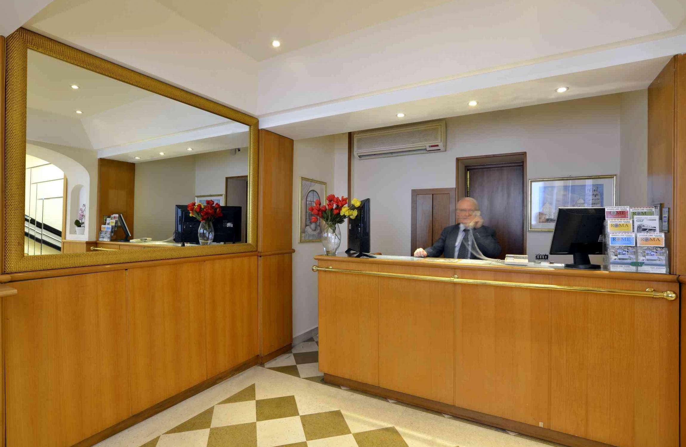 Hotel Tre Stelle Termini a Gestione Familiare