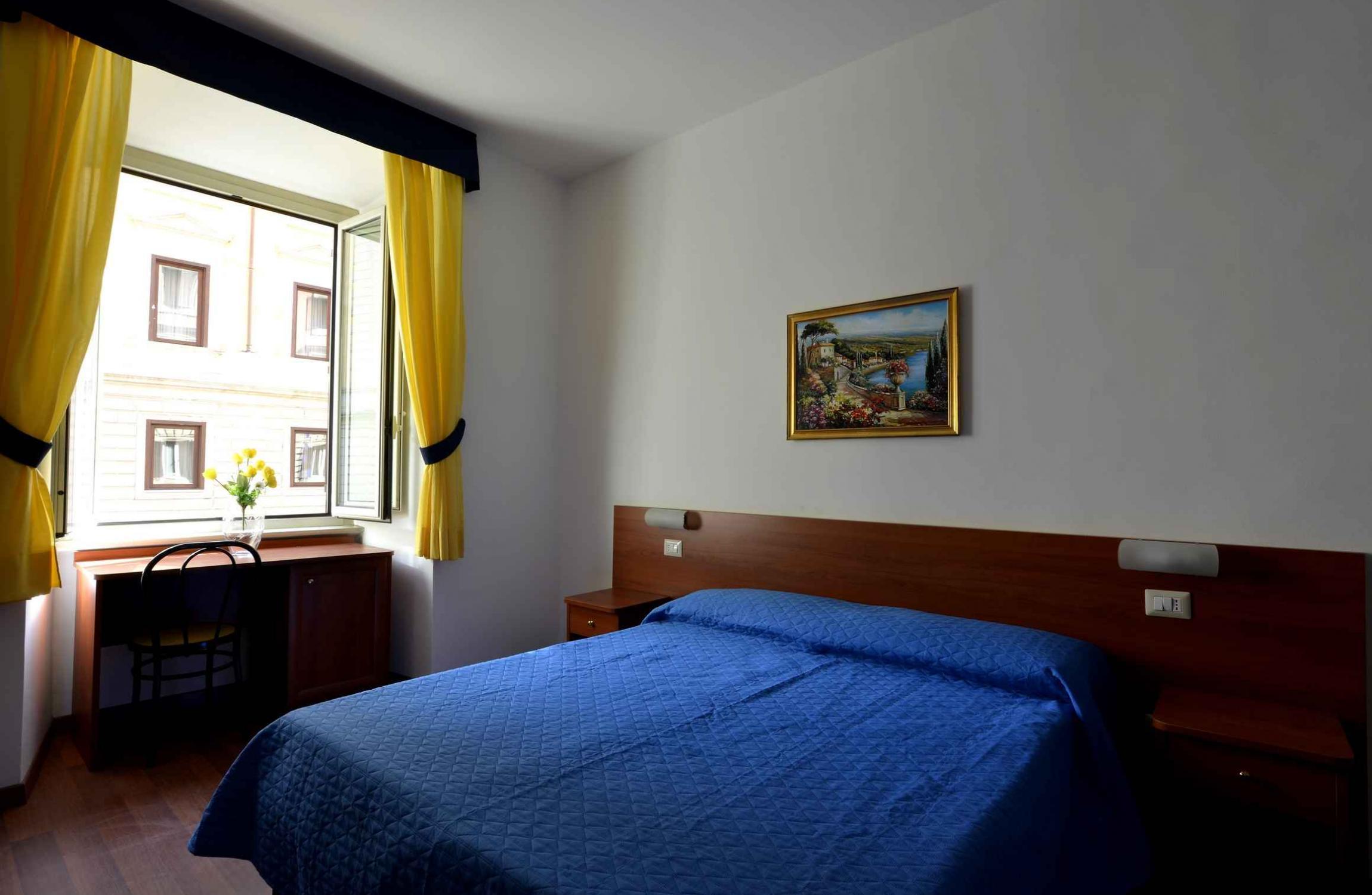 Camere Nuove Roma Termini con WiFi gratuito